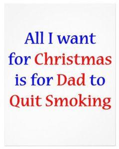 Quit Smoking Dad