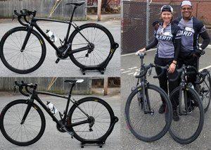 New bikes, Specialized Tarmac and AMira