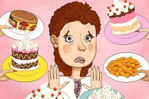 Saying no to food bullying