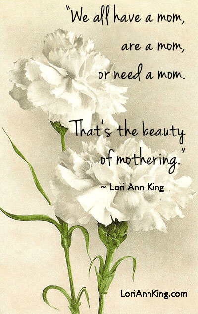 The Beauty of Mothering