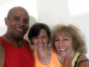 Jim King, Lori King, Susan Vitolo