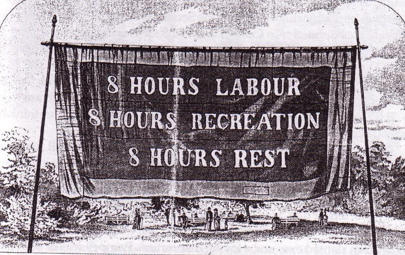 Labour Recreation Rest
