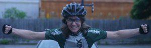 Lori Ann King, Cyclist