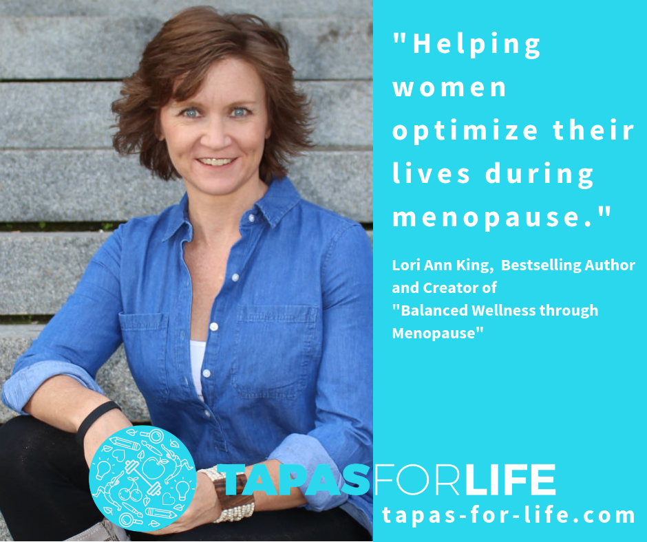 You have the power to live a more balanced life, even during menopause.