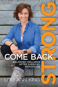 Come Back Strong, by Lori Ann King