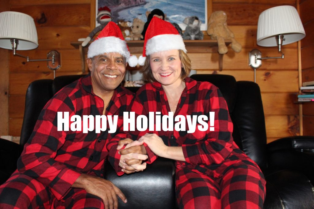 Happy Holidays from Jim and Lori Ann King