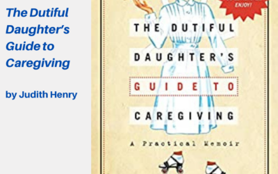 The beauty of memoir and the gift of care-giving
