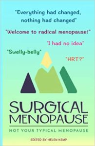 Book: Surgical Menopause ~ Not Your Typical Menopause